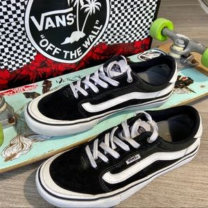 Vans Off the Wall 112 Duracap Pro Skate Shoes